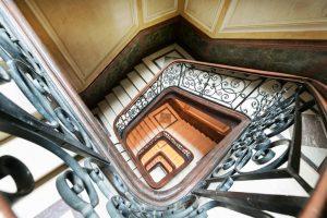 Escalier 24 R Lafayette